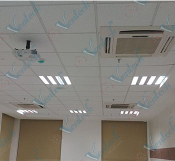 centralised air conditioning system