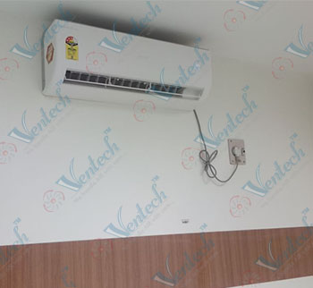 centralised air conditioning system in noida