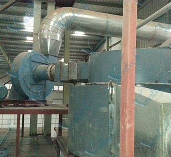 dust extraction and collection system in noida