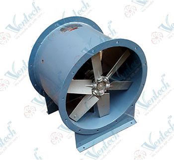 axial flow fans manufacturers in india